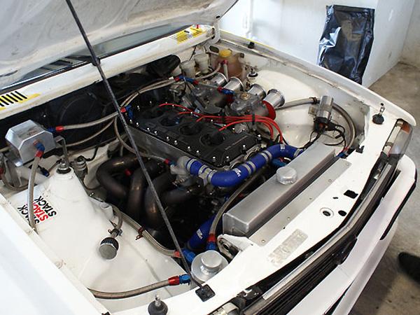 Cosworth Engines