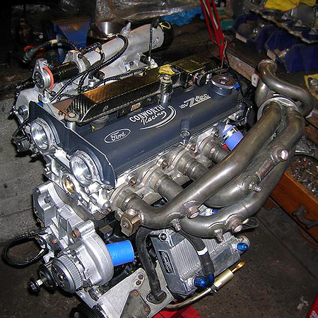 Specs Focus midget engine