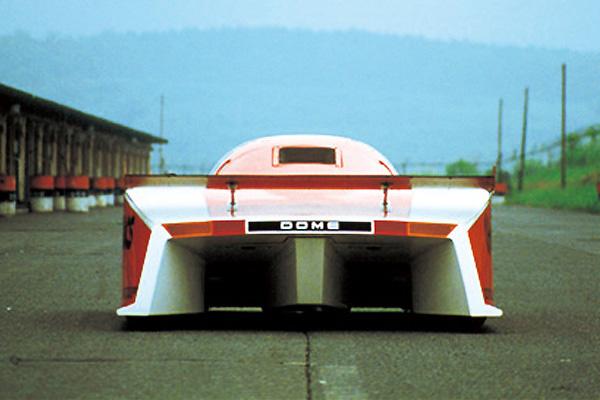 1987-88: YAMAHA OX77 - DFV with YAMAHA ...