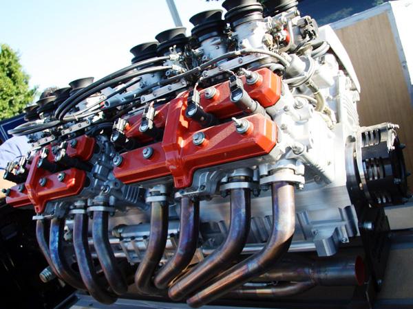 Harley-Davidson V8