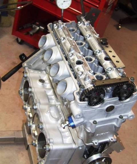 V8 Engine Good Or Bad: H1V875° Odd Fire V8 2.8 LITER400HP @ 10,000 RpmBillet