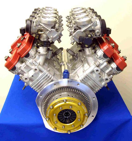 V8 Engine Good Or Bad: YAMAHA GENESIS V8