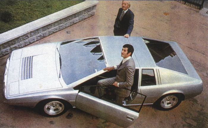 Id Lotus Esprit Concept on 1976 Alfa Romeo Spider
