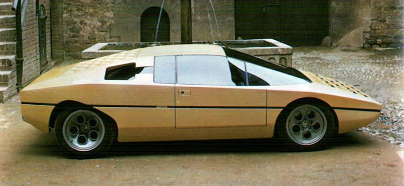 1974 ランボルギーニ ブラボー