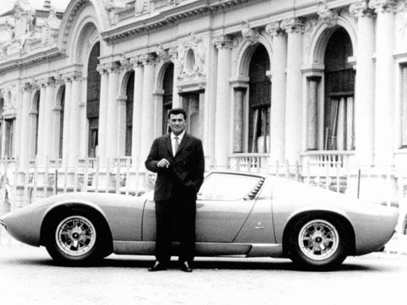 1967 アルファ・ロメオ 1750ベルリーナ
