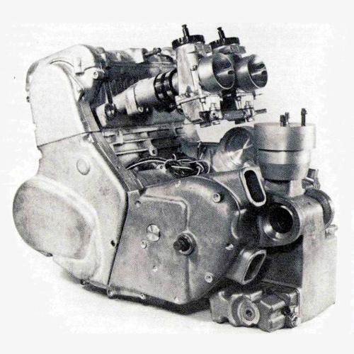 1975 1976 capri v-6 171 eng   Fuel Pump NEW