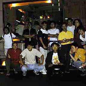 箱根・伊豆 with 前夜祭(98/08/16)