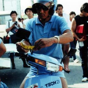 夏に燃えた頃 - 1985 鈴鹿8時間耐久