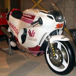私の好きなオートバイ [ 4 ] - 童夢DCFI