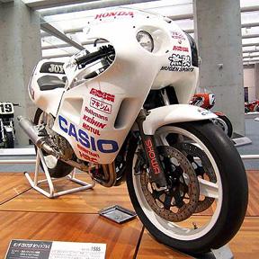 私の好きなオートバイ [ 5 ] - 無限ホワイトブル