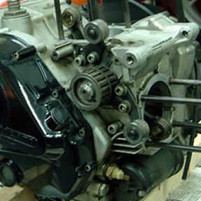 よくわかるドカのエンジン