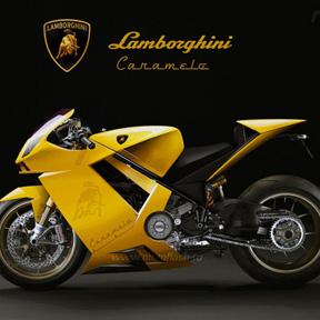 Lamborghini Caramela