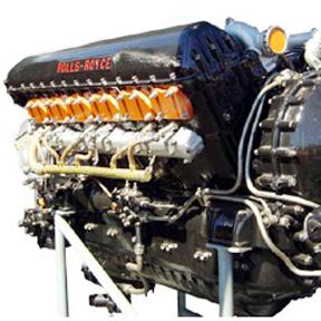 RR マーリンエンジン