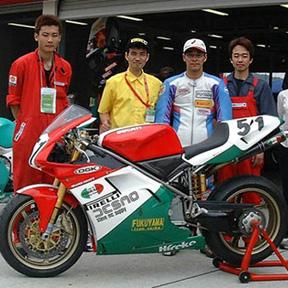 全日本ロード 2001