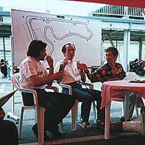 RCドカティミーティング (96/06/29)