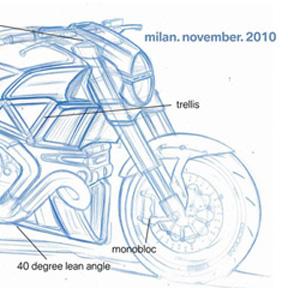 Ducati Maxi Cruiser