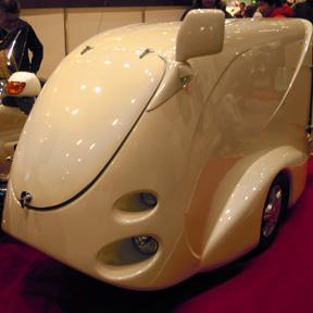 2012 東京モーターサイクルショー [ 2 ] - カスタム&パーツ編
