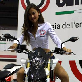 Bimota 2012 モデル - db9, db10, BBX300 & 508