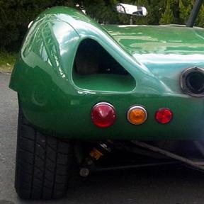 車検場にて [ 2 ] Lotus 23