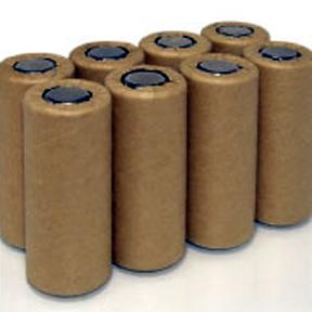 BALLISTIC バッテリーを分解する