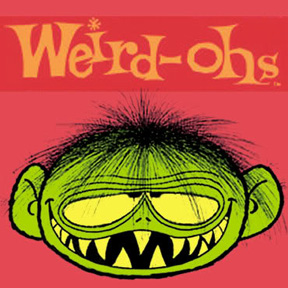 kustom kulture [ 3 ] HAWK, Weird-ohs